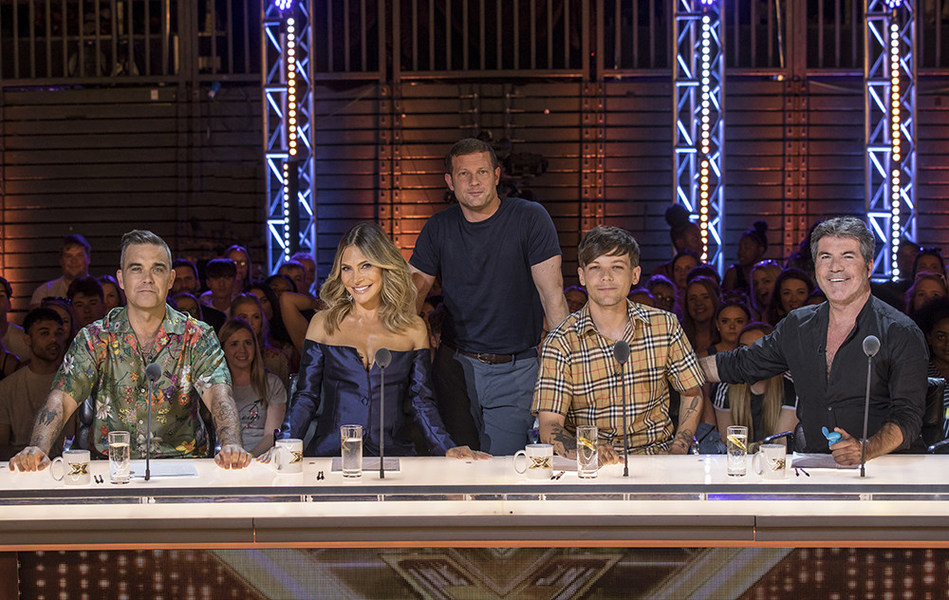 The X Factor airs weekends at 7 p.m. ET/PT on Family Channel (CNW Group/DHX Television)