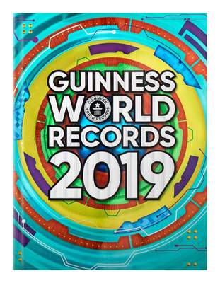 Guinness World Records 2019 edition available September 6, 2018