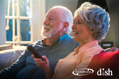 DISH and Independa transform in-home entertainment and care experiences for senior living