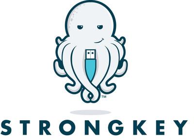 StrongKey Logo (PRNewsfoto/StrongKey)