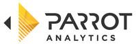 Parrot Analytics Logo (PRNewsfoto/Parrot Analytics)