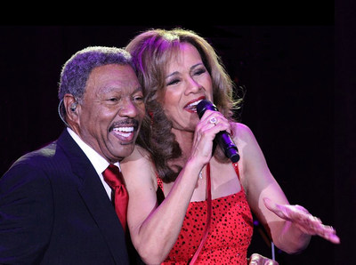 Marilyn McCoo & Billy Davis Jr