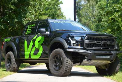 Ford V8 Raptor - Ford F150 Raptor Conversion