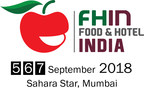 Food & Hotel India 2018 (PRNewsfoto/Food & Hotel India 2018 (FHIn))