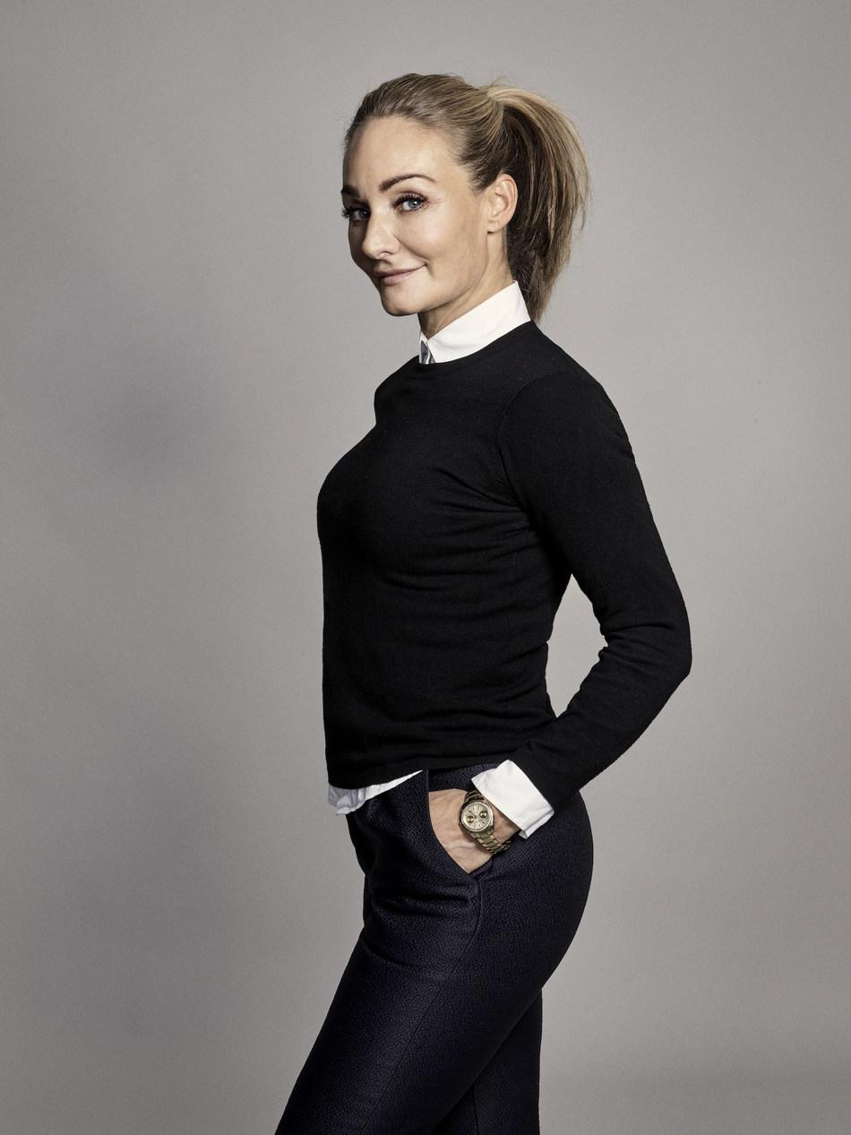 Eva Kruse, Photo credit: Asger Mortensen (PRNewsfoto/Global Fashion Agenda)