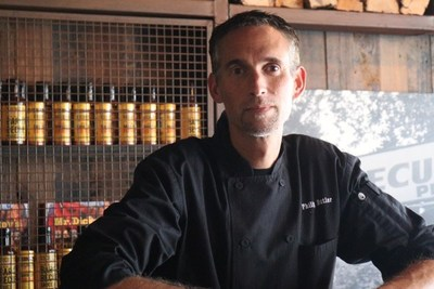 Phil Butler recently joined the Dickey's team as the Research and Development Chef.