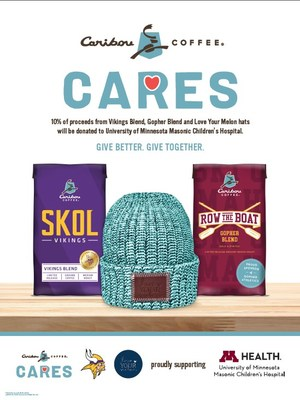 Caribou Coffee Cares Campaign Products