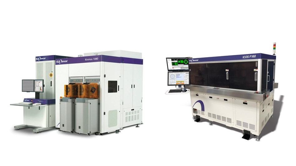 KLA-Tencor's new Kronos™ 1080 wafer inspection system and ICOS™ F160 die sorting and inspection system are designed to address a wide variety of IC packaging challenges.