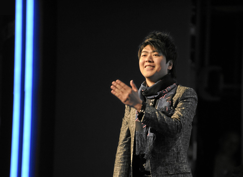 World-renowned pianist Lang Lang (CNW Group/Sino-Canada International Innovation Centre)