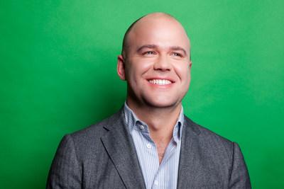 Dan Kalinski, Chief Executive Officer, iProspect Canada (CNW Group/Dentsu Aegis Network)