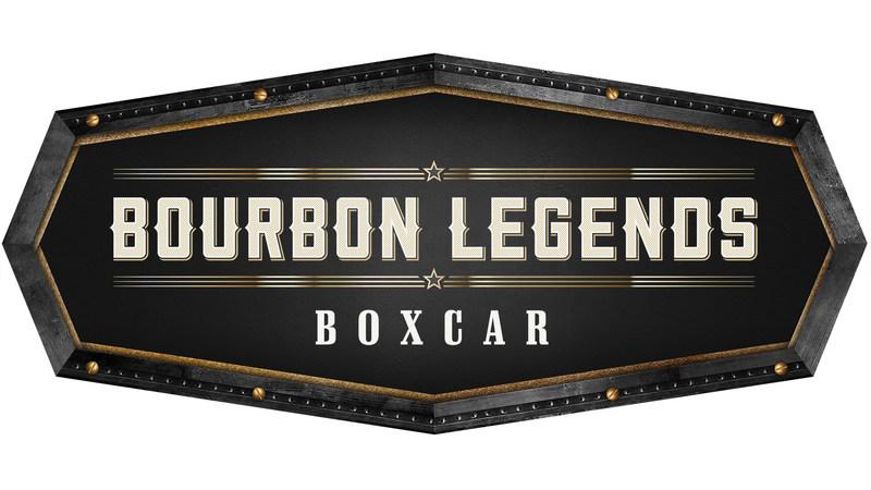 (PRNewsfoto/Bourbon Legends Boxcar Tour)