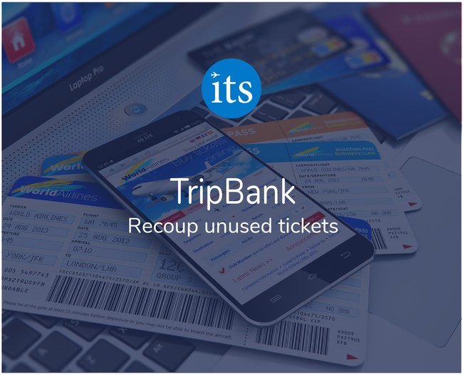 Capture and save unused tickets for future use with TripBank from ITS.