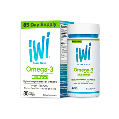 iWi Omega-3 Daily Support