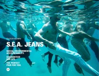 Outerknown S.E.A. JEANS Lookbook