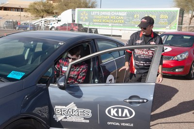 Kia Motors America and B.R.A.K.E.S. Teen Defensive Driving School expand Midwest training schedule