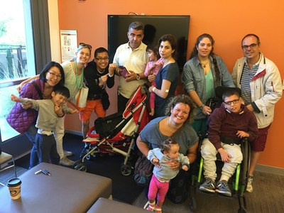 NGLY1 families from four countries enroll in the NGLY1 Registry in Palo Alto, California.