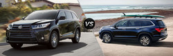 The Honda Pilot and Toyota Highlander are two new midsize SUVs for 2018, both of which have seating for up to eight passengers and good safety ratings from the Insurance Institute for Highway Safety.ww