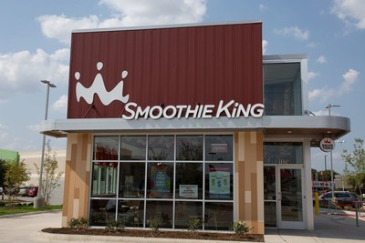 Smoothie King 1,000th store in Richardson.