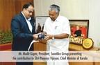 Sonalika Contributes towards rebuilding Kerala (PRNewsfoto/Sonalika International Tractors)