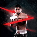 Blockchain investment specialists Cryptech enters boxing arena by signing a new sponsorship agreement with Amir Khan. (PRNewsfoto/Cryptech)
