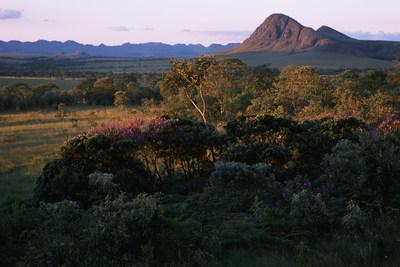 Sunset over Maitrea Valley in the high Cerrado_credit Scott Warren-TNC