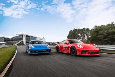 Porsche Experience Center Atlanta track