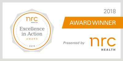 Three Brookdale communities received the Excellence in Action award from NRC Health.