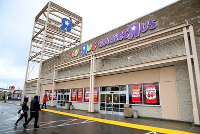 Toys 'r' Us and Babies 'r' Us store at 3938 Horton Street, Emeryville/Oakland, CA