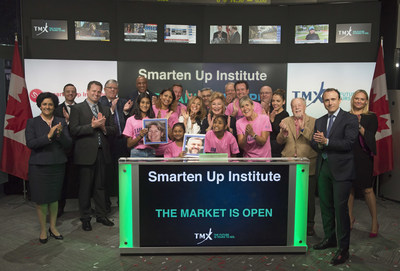 Smarten Up Institute Opens the Market (CNW Group/TMX Group Limited)
