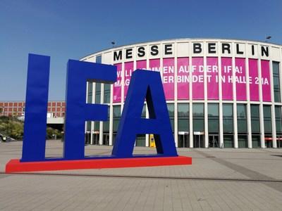 TVT.media:消费类电子产品交易会IFA 2018将于8月31日在柏林开幕