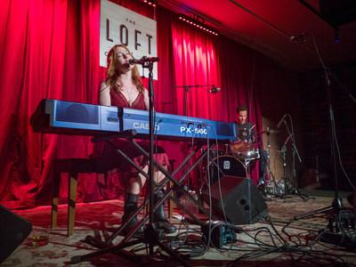 Alicia Witt Is Latest Addition To Casio's Artist Program