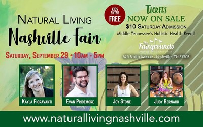 Natural Living Nashville Info Graphic