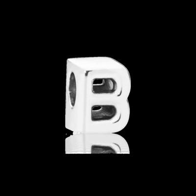 Letter B Charm (CNW Group/Pandora Jewelry, Inc.)