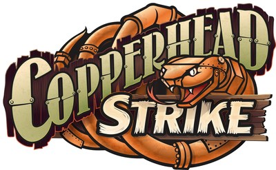 Copperhead Strike at Carowinds is the Carolinas' first double launch roller coaster.