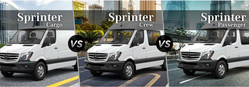 Schedule a test drive of one of the new 2018 Mercedes-Benz Sprinter van models at Mercedes-Benz of Arrowhead Sprinter in Peoria, AZ!