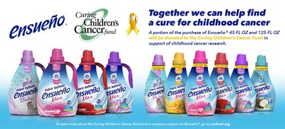 AlEn USA is partnering with Curing Children's Cancer Fund from September 1 - 30. A portion of all Ensueño purchases made during Children's Cancer Awareness Month in September will benefit pediatric cancer research.