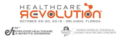 HEALTHCARE ЯEVOLUTION® Logo Evolved