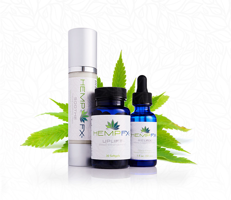 Youngevity Enters the $7.7B Cannabis Market with Hemp FX™ Product Line