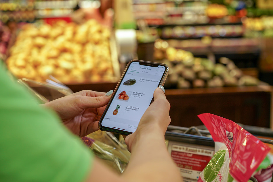 KROGER AND INSTACART EXPAND CONVENIENT, SAME-DAY GROCERY DELIVERY Expansion increases household reach by 50 percent and enables two-hour delivery to additional markets, starting today with Atlanta, Nashville and Memphis regions.