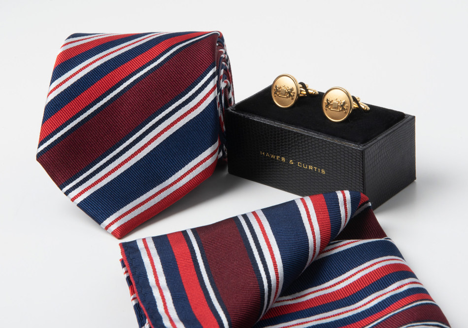 Hawes & Curtis limited edition collection (PRNewsfoto/Hawes & Curtis)