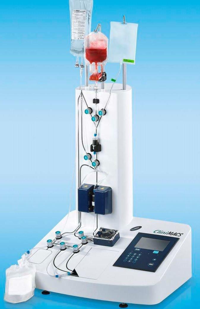 CliniMACS Regenerative Medicine Machine