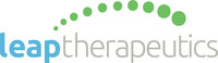 Leap Therapeutics logo (PRNewsfoto/LEAP Therapeutics)