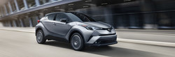 Toyota of Hattiesburg now offers the 2019 C-HR to customers in the Hattiesburg area. (PRNewsfoto/Toyota of Hattiesburg)