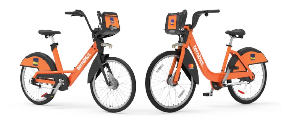 PBSC Urban Solutions selected to introduce the most modern bike sharing solution to Buenos Aires and Santiago (CNW Group/PBSC Urban Solutions)