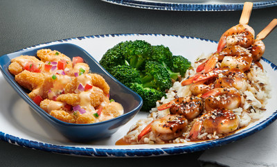 This year, Red Lobster® is adding two flavorful new preparations to the Endless Shrimp® lineup – Crunchy Fiesta Shrimp and Sesame-Ginger Grilled Shrimp.
