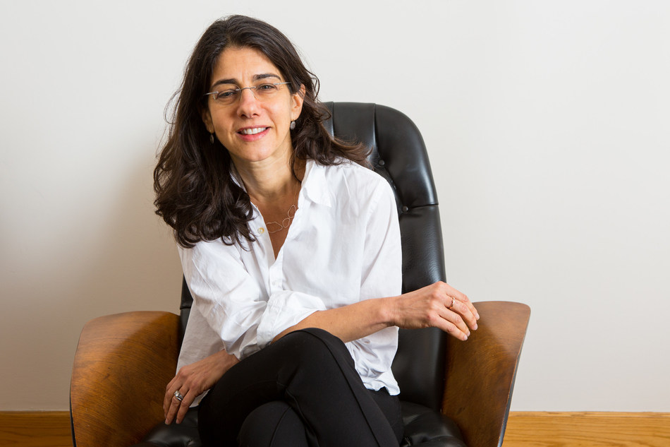 Amy Bach, Founder, Executive Director and President of Measures for Justice, is 2018 recipient of The Charles Bronfman Prize.
