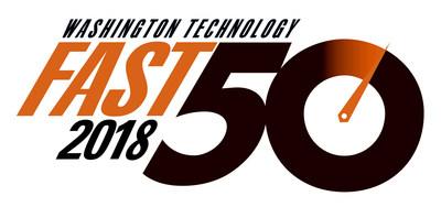 2018 Washington Technology Fast 50