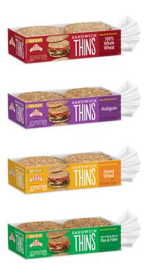 Arnold® Sandwich Thins® Rolls