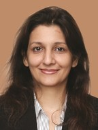 Dr. Darakhshanda Khurram, Consultant Paediatric Ophthalmologist at Moorfields Eye Hospital Dubai (PRNewsfoto/Moorfields Eye Hospital Dubai)
