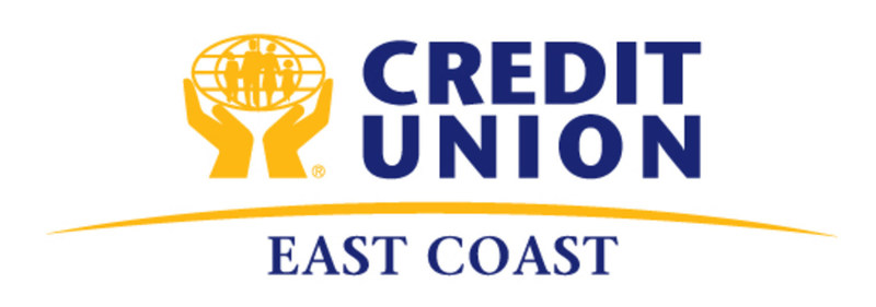 Logo: East Coast Credit Union - Experience banking that goes further. (CNW Group/East Coast Credit Union)